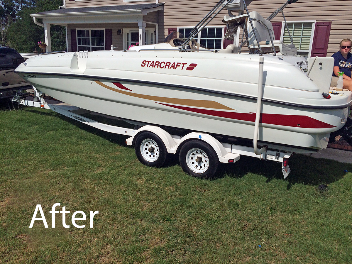 Vehicle Graphics Wraps Boat Decals Lettering Logos - Boat decal graphics