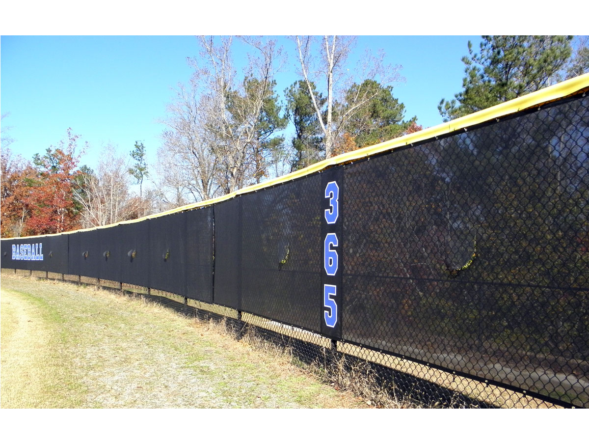 baseball field windscreens